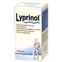 LYPRINOL 180 PERLAS 150 MG.