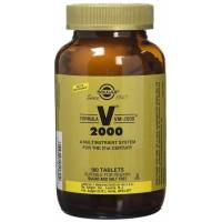 COMPRAR SOLGAR FORMULA VM-2000 180 COMPRIMIDOS apto para veganos