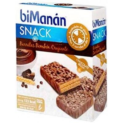 comprar Bimanan BIMANAN BOMBONES CHOCOLATE. 10 UNIDADES.
