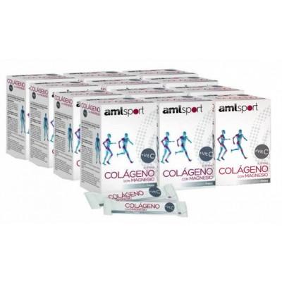 comprar AMLSPORT PACK 12U DE COLAGENO con MAGNESIO VIT C