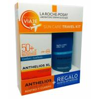 LA ROCHE-POSAY ANTHELIOS XL LECHE SPF50 FORMATO VIAJE 100ML + AFTER SUN 100ML