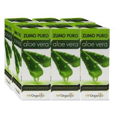 comprar Herbofarm PACK 6U ALOE VERA ZUMO 1 LITRO BIO HERBOFARM