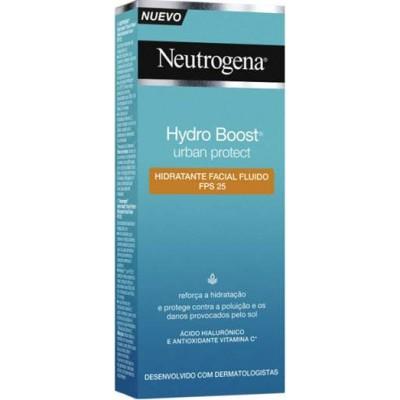comprar HYDRO BOOST URBAN PROTECT FLUIDO HIDRATANTE FACIAL SPF25 NEUTROGENA