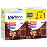 DUPLO MERITENE JUNIOR CHOCOLATE 2X1