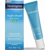 HYDRO BOOST CONTORNO OJOS CREMA-GEL ANTI-FATIGA 15ML NEUTROGENA