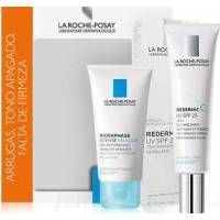 comprar REDERMIC C UV SPF 25 40ML MAS HYDRAPHASE INTENSE MASQUE 50ML LA ROCHE-POSAY