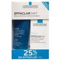 EFFACLAR MAT (40 ML) + GEL EFFACLAR (200 ML) LA ROCHE POSAY