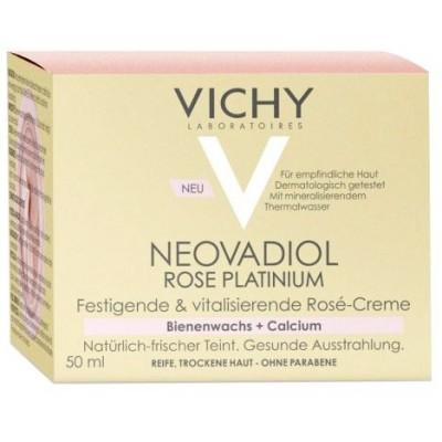 COMPRAR NEOVADIOL ROSE PLATINUM CREMA 50 ML. VICHY para una piel fresca, luminosa y tonificada