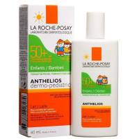 LECHE SOLAR ANTHELIOS DERMO-PEDIATRICS SP50+ 40ML LA ROCHE-POSAY
