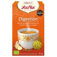 INFUSIÓN DIGESTION 17 SOBRES YOGI TEA