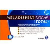 MELADISPERT NOCHE TOTAL 1MG 30 COMPRIMIDOS ANTIFAZ DE REGALO