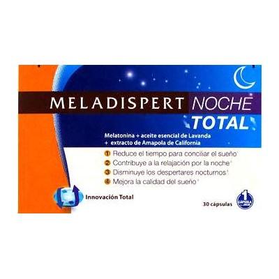 comprar MELADISPERT NOCHE TOTAL 1MG 30 COMPRIMIDOS