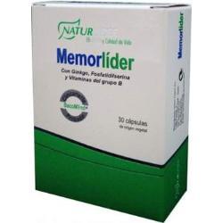 comprar MEMORLIDER 30 CAPSULAS NATURLIDER