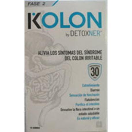 comprar KOLON DETOXNER FASE 2 DE 15 SOBRES ACTAFARMA