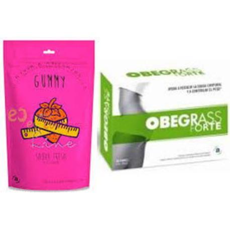 comprar OBEGRASS FORTE 30 SOBRES CON GUMMY LINE FRESA ACTAFARMA