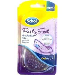 DR SCHOLL PARTY FEET ALMOHADILLA TALON