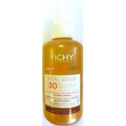 VICHY IDEAL SOLEIL SPF 30 AGUA DE PROTECCION SOLAR CON BETA CAROTENO 200 ML