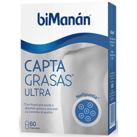 comprar BIMANAN CAPTAGRASAS ULTRA 60 CAPSULAS