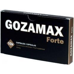 GOZAMAX 10 CAPSULAS