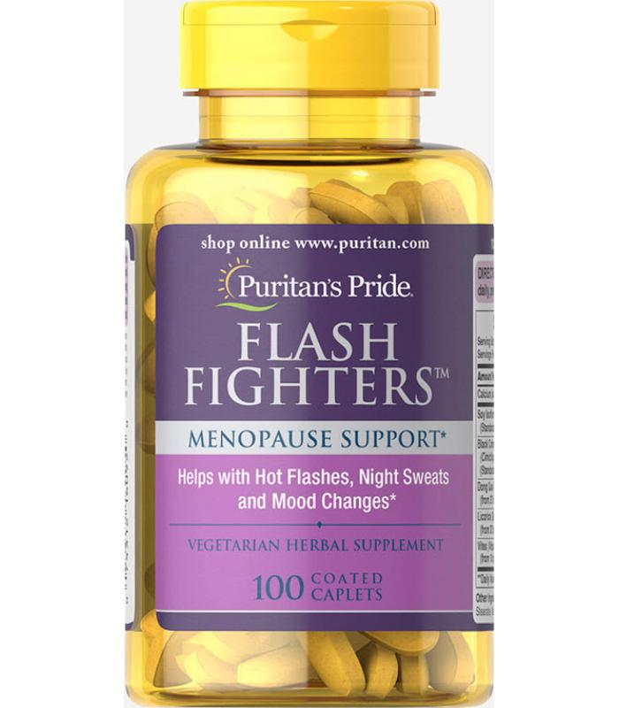 COMPRAR FLASH FIGHTERS 100 TABLETAS PURITAN PRIDE