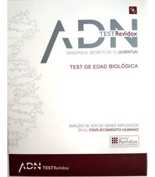 ADN REVIDOX TEST DE EDAD BIOLOGICA