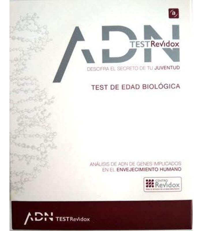 COMPRAR ADN REVIDOX TEST DE EDAD BIOLOGICA