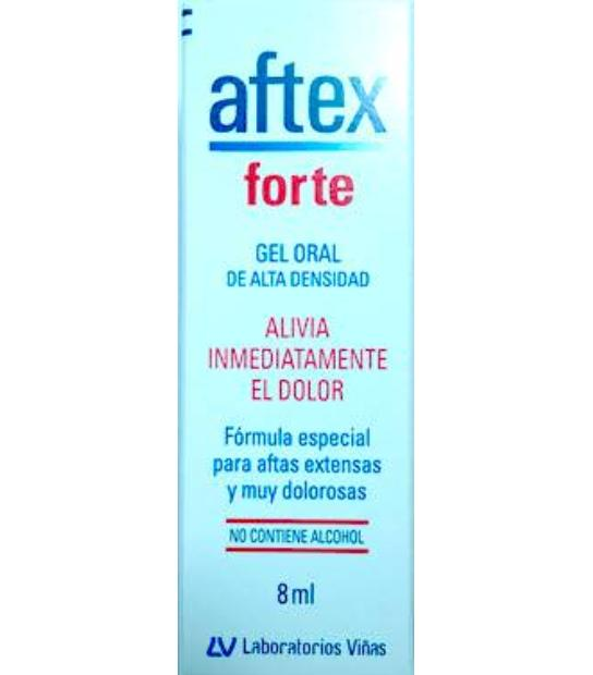 comprar AFTER FORTE GEL ORAL 8 ML