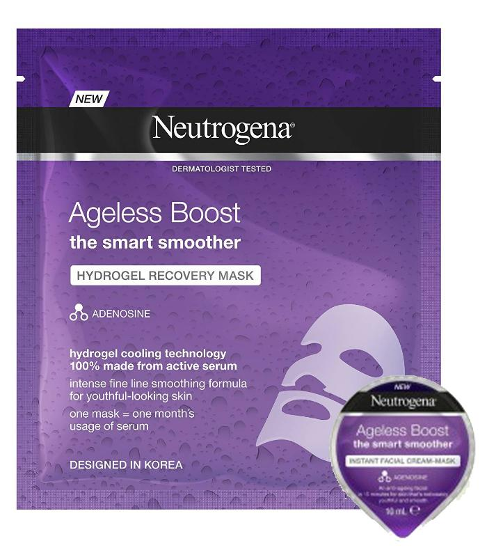 comprar NEUTROGENA AGELESS BOOST ANTI-EDAD + MASCARILLA REGALO