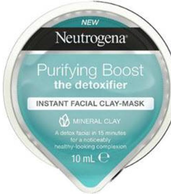 NEUTROGENA PURIFYING BOOST 10 ML