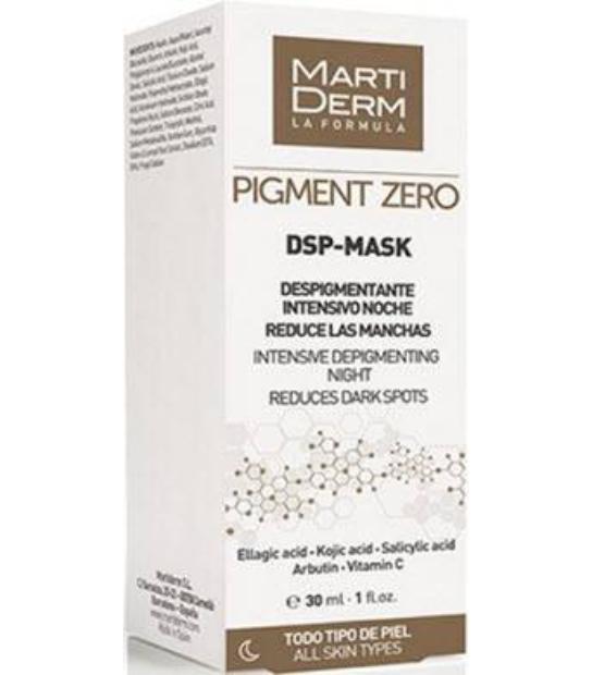 MARTIDERM PIGMENT ZERO DSP-MASK 30ML TODO TIPO DE PIEL