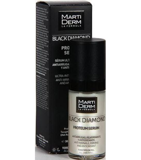 MARTIDERM BLACK DIAMOND PROTEUM SERUM 30ML TODO TIPO DE PIEL