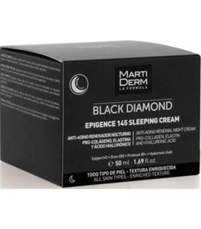 MARTIDERM BLACK DIAMOND EPIGENCE 145 SLEEPING CREMA 50ML TODO TIPO DE PIEL