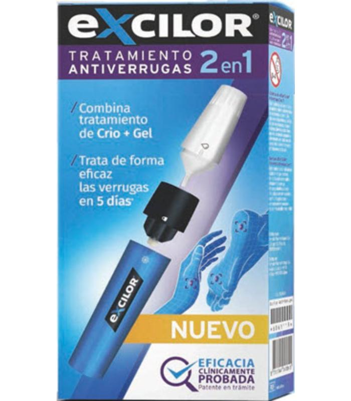 comprar EXCILOR TRATAMIENTO ANTIVERRUGAS 2 EN 1