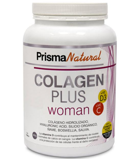WOMAN COLAGEN PLUS 300 GR COLAGENO MARINO PRISMA NATURAL