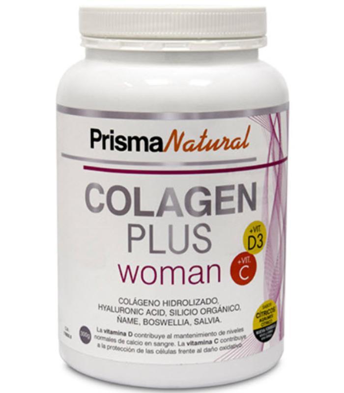 Comprar COLAGEN PLUS WOMAN 300 GR COLAGENO MARINO PRISMA NATURAL