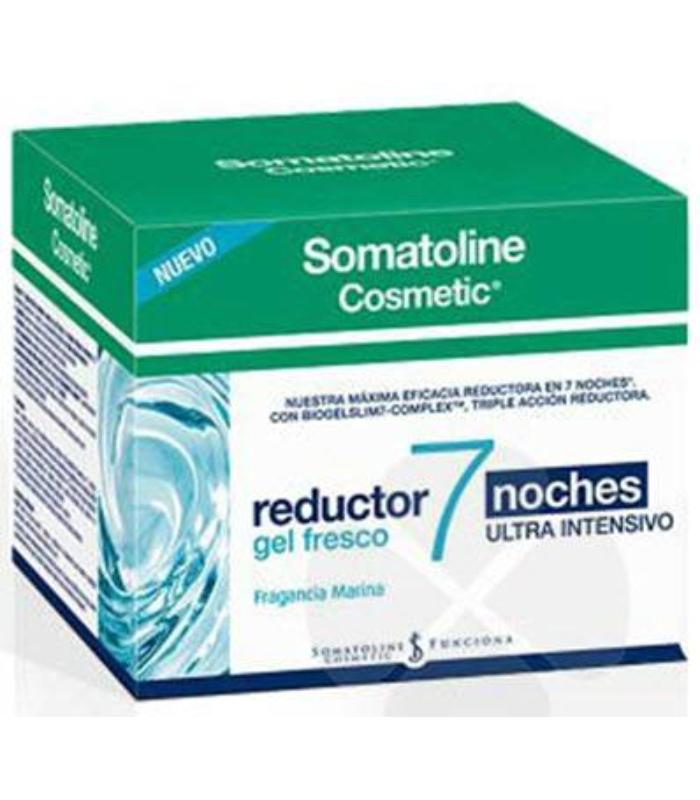 comprar SOMATOLINE COSMETIC REDUCTOR 7 NOCHES GEL FRESCO 400ML