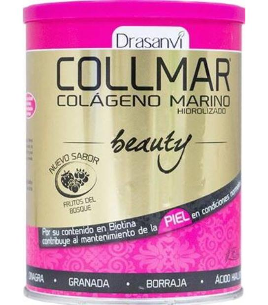 COLLMAR BEAUTY FRUTAS DEL BOSQUE 275 G.