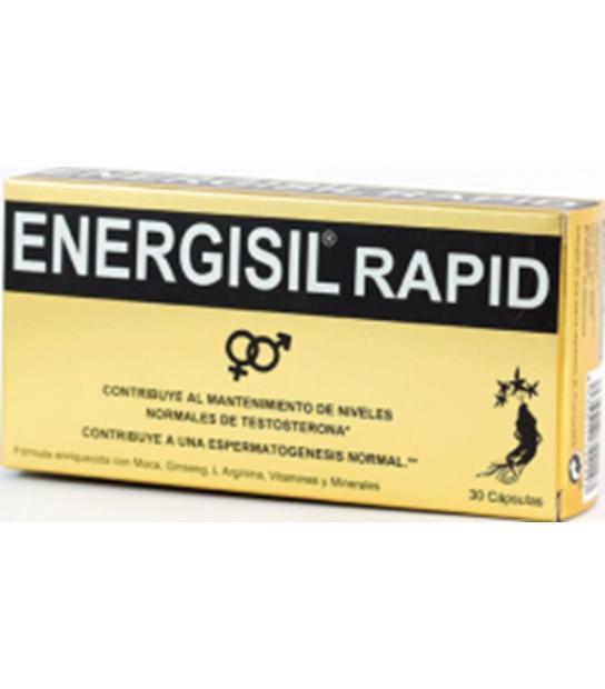 comprar ENERGISIL RAPID 30 CAPSULAS