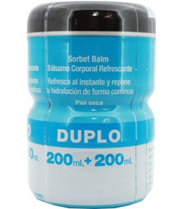 comprar DUPLO HYDRO BOOST BALSAMO CORPORAL REFRESCANTE PIEL SECA 200+200
