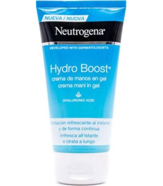 HYDRO BOOST CREMA DE MANOS EN GEL 75ML NEUTROGENA