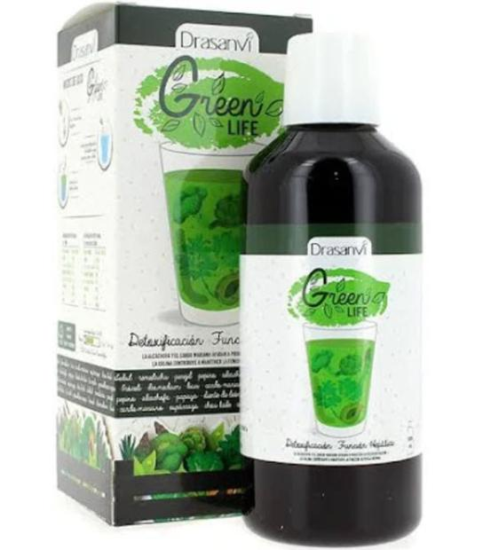 Comprar BLIFE GREEN LIFE DRASANVI 500 ML