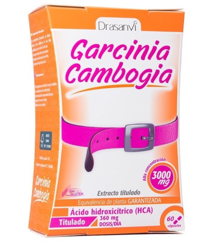 Comprar GARCINIA CAMBOGIA 3000 MG 60 CAPS DRASANVI