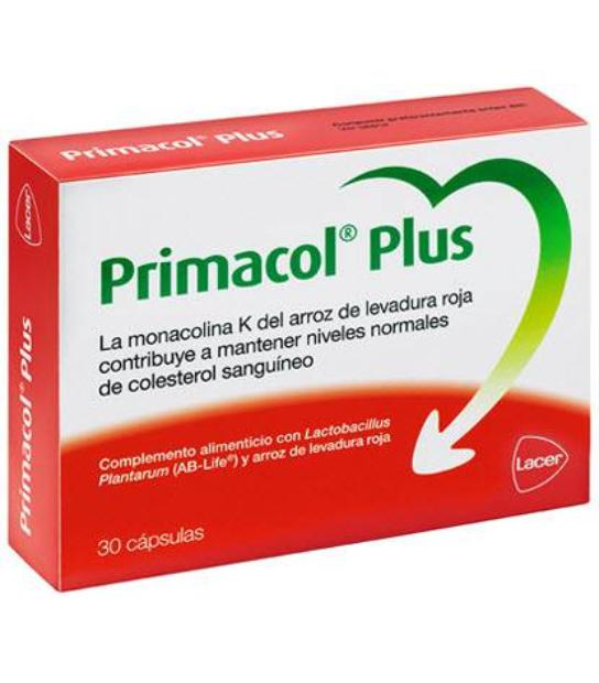 Comprar PRIMACOL PLUS 30 CAPSULAS