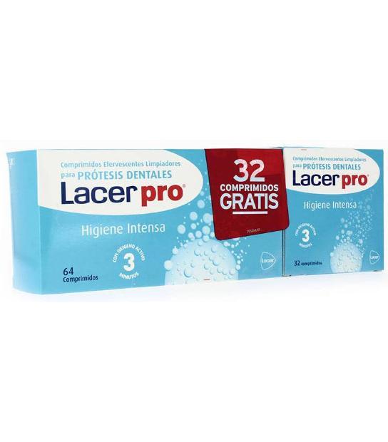 LACER PROTABS 64 COMPRIMIDOS + 32 COMPRIMIDOS