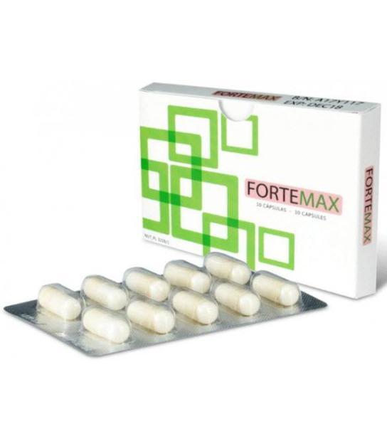 COMPRAR FORTEMAX 10 CAPSULAS (ANTIGUO DAMEMAX)