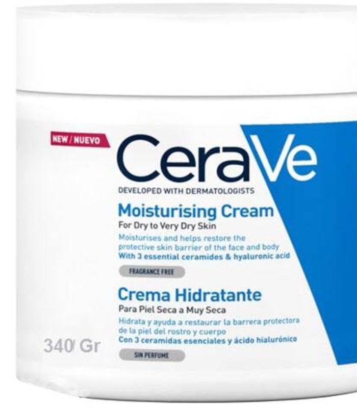 COMPRAR CERAVE CREMA HIDRATANTE 340GR. para pieles atopicas