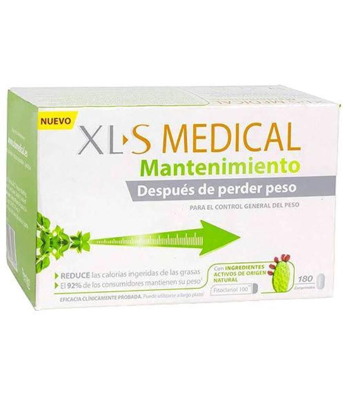 COMPRAR XLS MEDICAL MANTENIMIENTO 180 COMPRIMIDOS