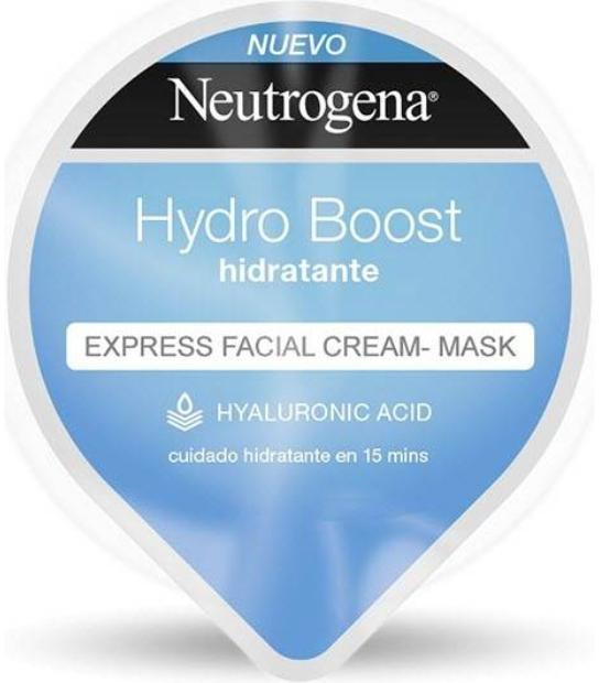 HYDRO BOOST MASCARILLA HIDRATANTE EXPRESS FACIAL 10ML NEUTROGENA