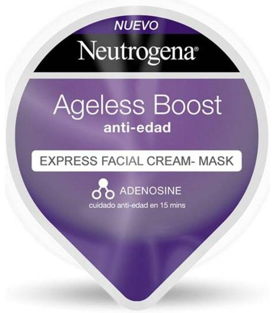 HYDRO BOOST MASCARILLA ANTI-EDAD EXPRESS FACIAL 10ML NEUTROGENA