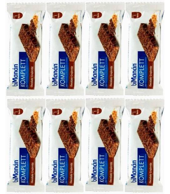 Comprar: BIMANAN BARRITAS DE KOMPLETT CHOCOLATE 8U., Farmadina.com